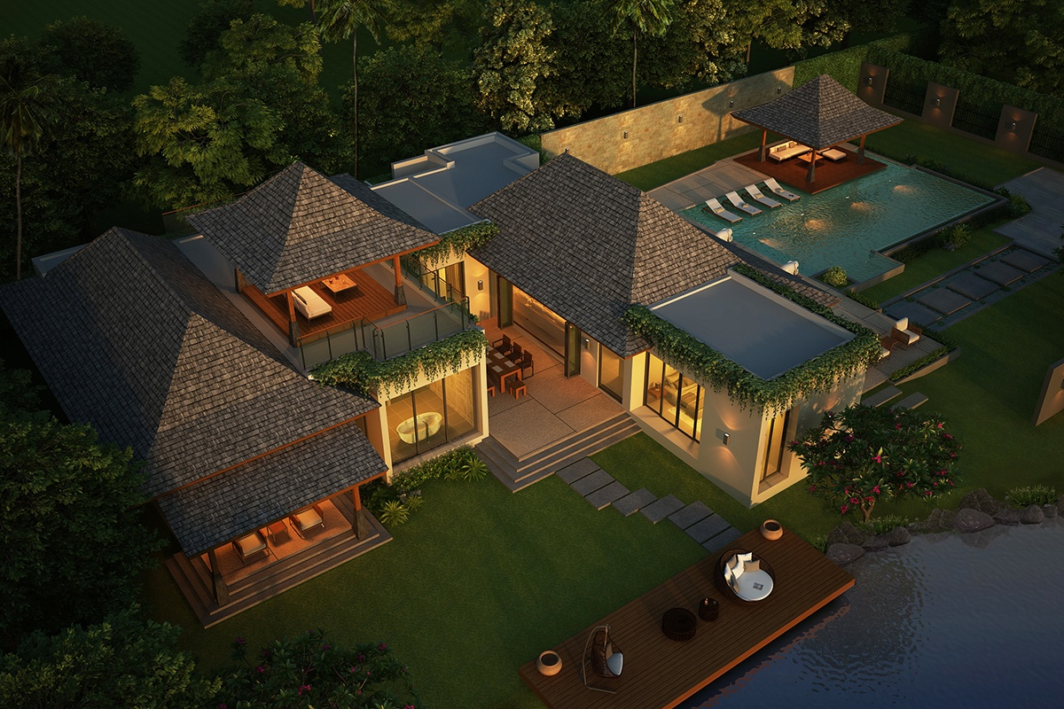 Lake House Phuket - 001
