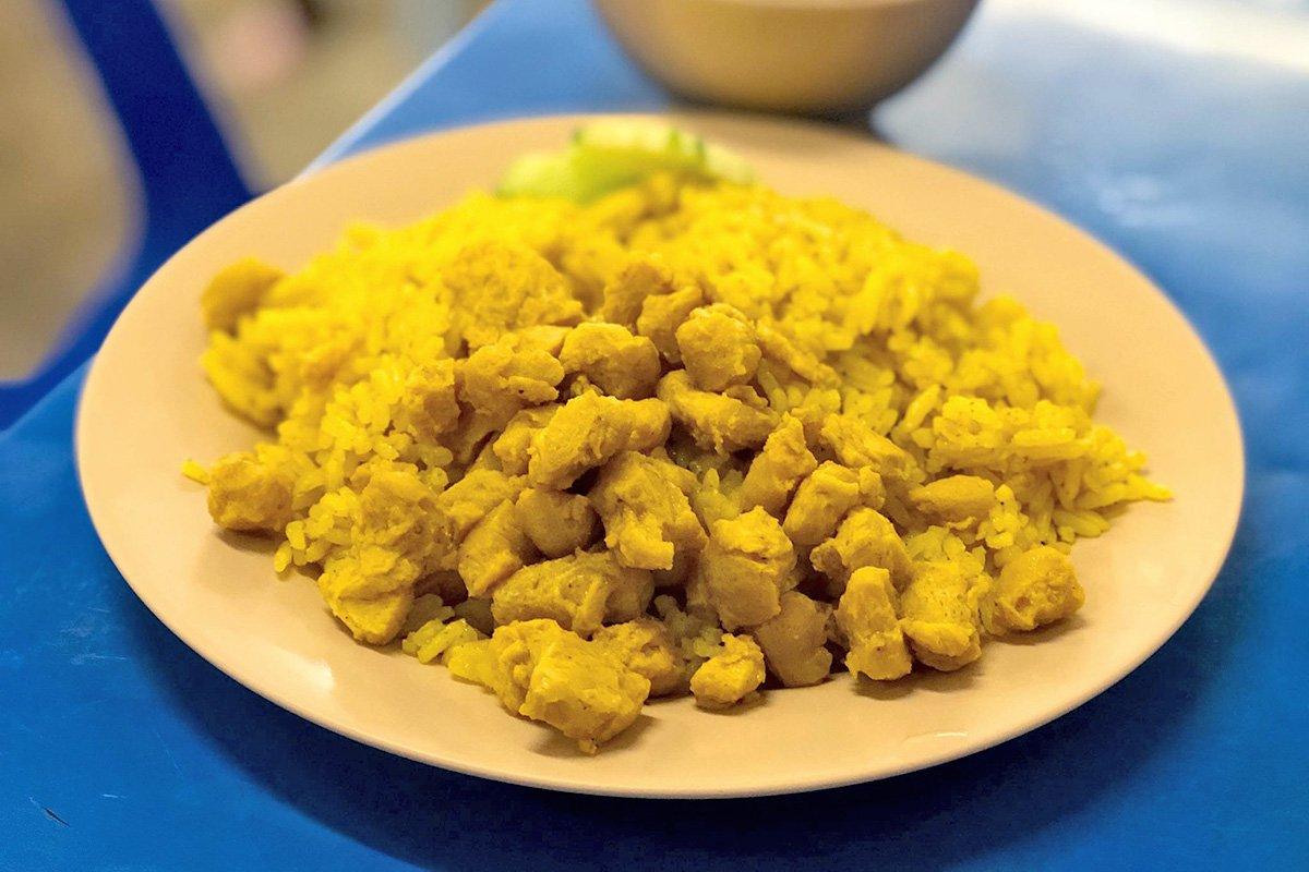Vegetarian Dishes - 001