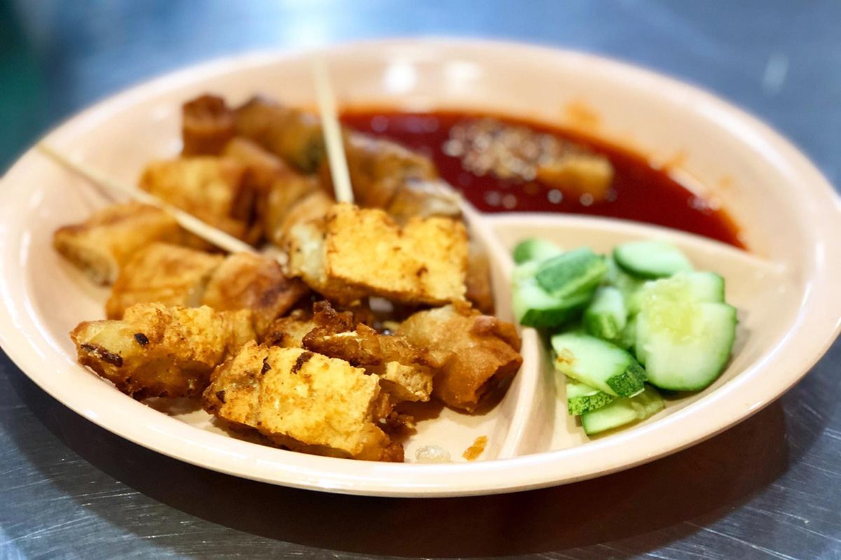 Vegetarian Dishes - 003