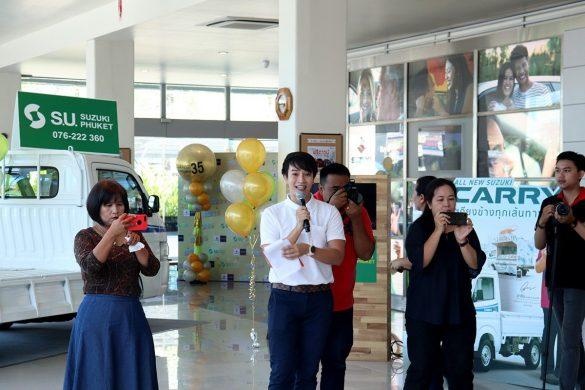 Suzuki Phuket 35th Anniversary - 011