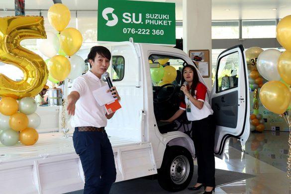 Suzuki Phuket 35th Anniversary - 017