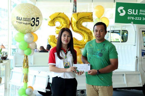Suzuki Phuket 35th Anniversary - 028