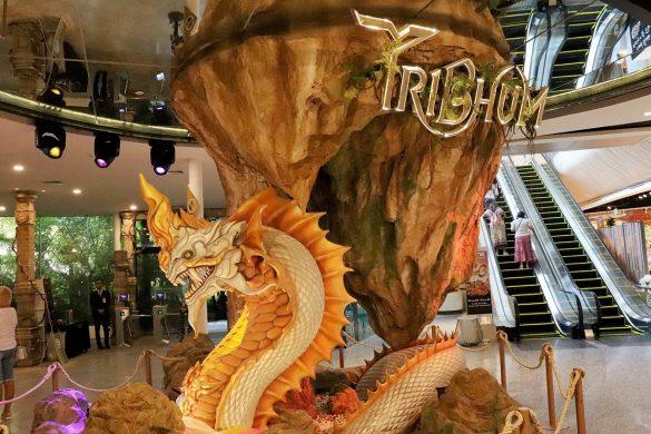 Tribhum Naga Demons - 001