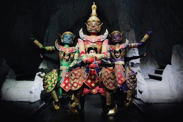 Tribhum Naga Demons - 015