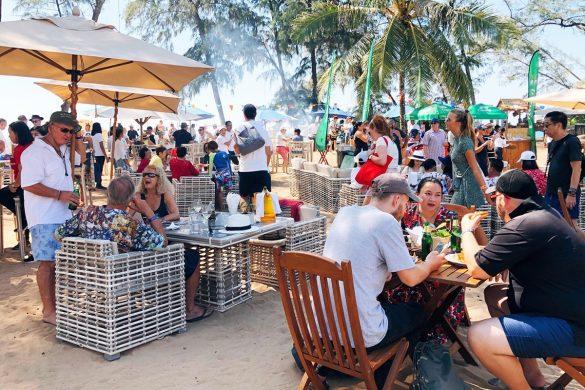 M Beachclub Australia Day - 009