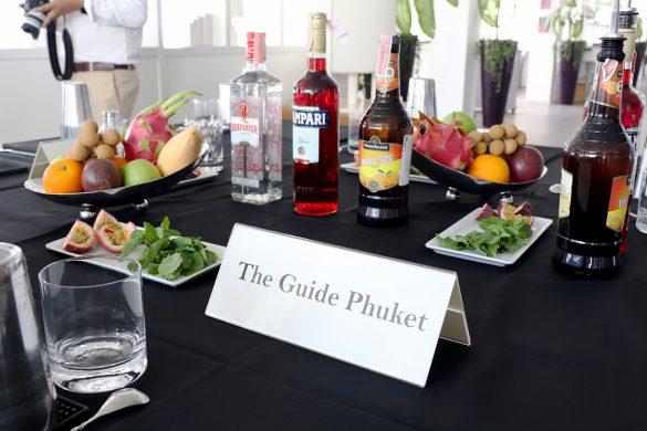 Nai Harn Cocktail Class - 001