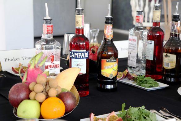 Nai Harn Cocktail Class - 005