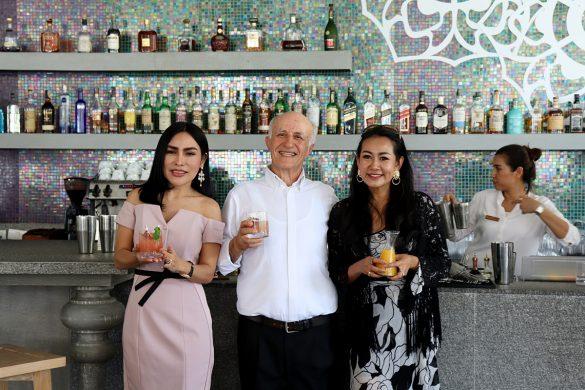 Nai Harn Cocktail Class - 012