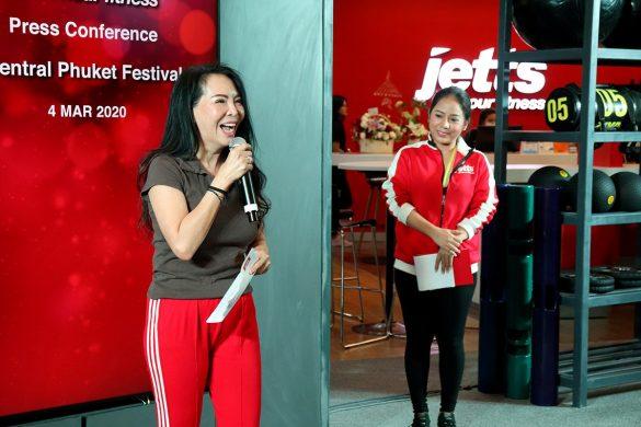 Grand Opening Jetts Fitness - 002
