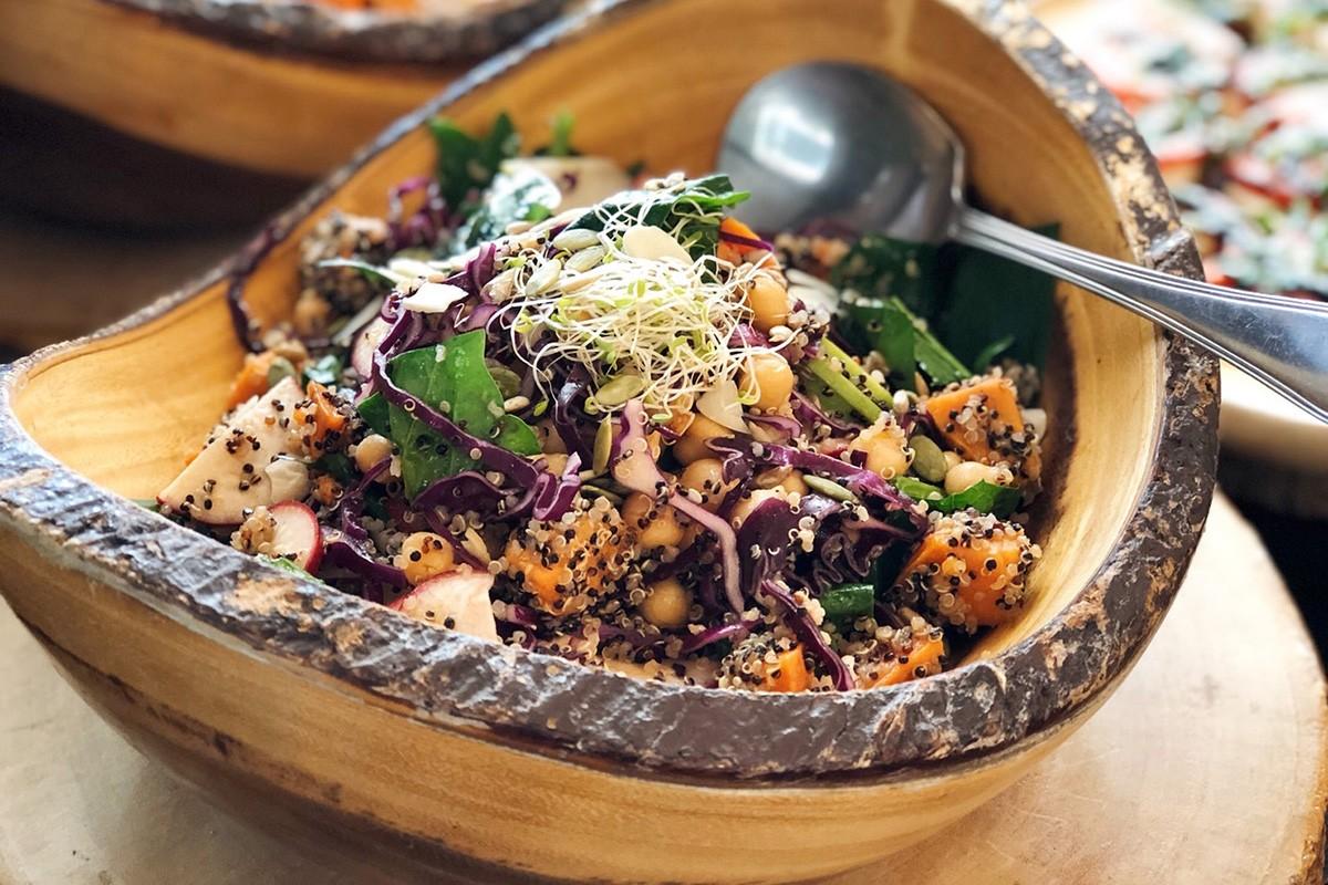 DiLite Vegan Food - 001