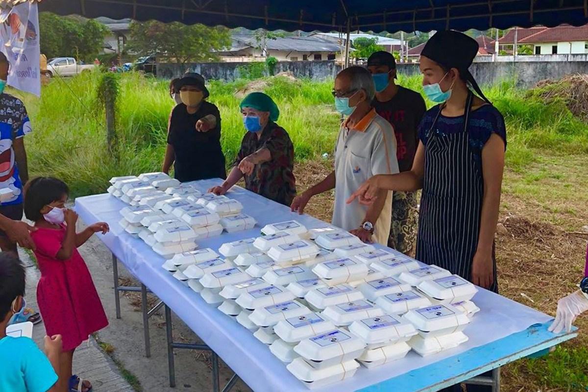 Covid Food Donations - 001