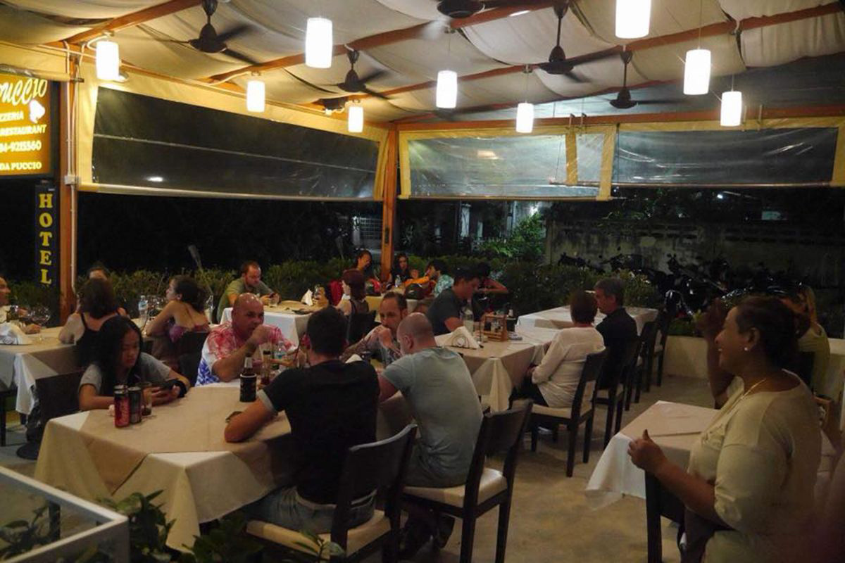 Da Puccio Restaurant - 001
